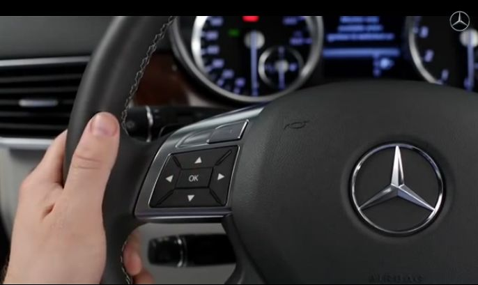 How to Use Your Mercedes-Benz Tire Pressure Monitoring System (TPMS
